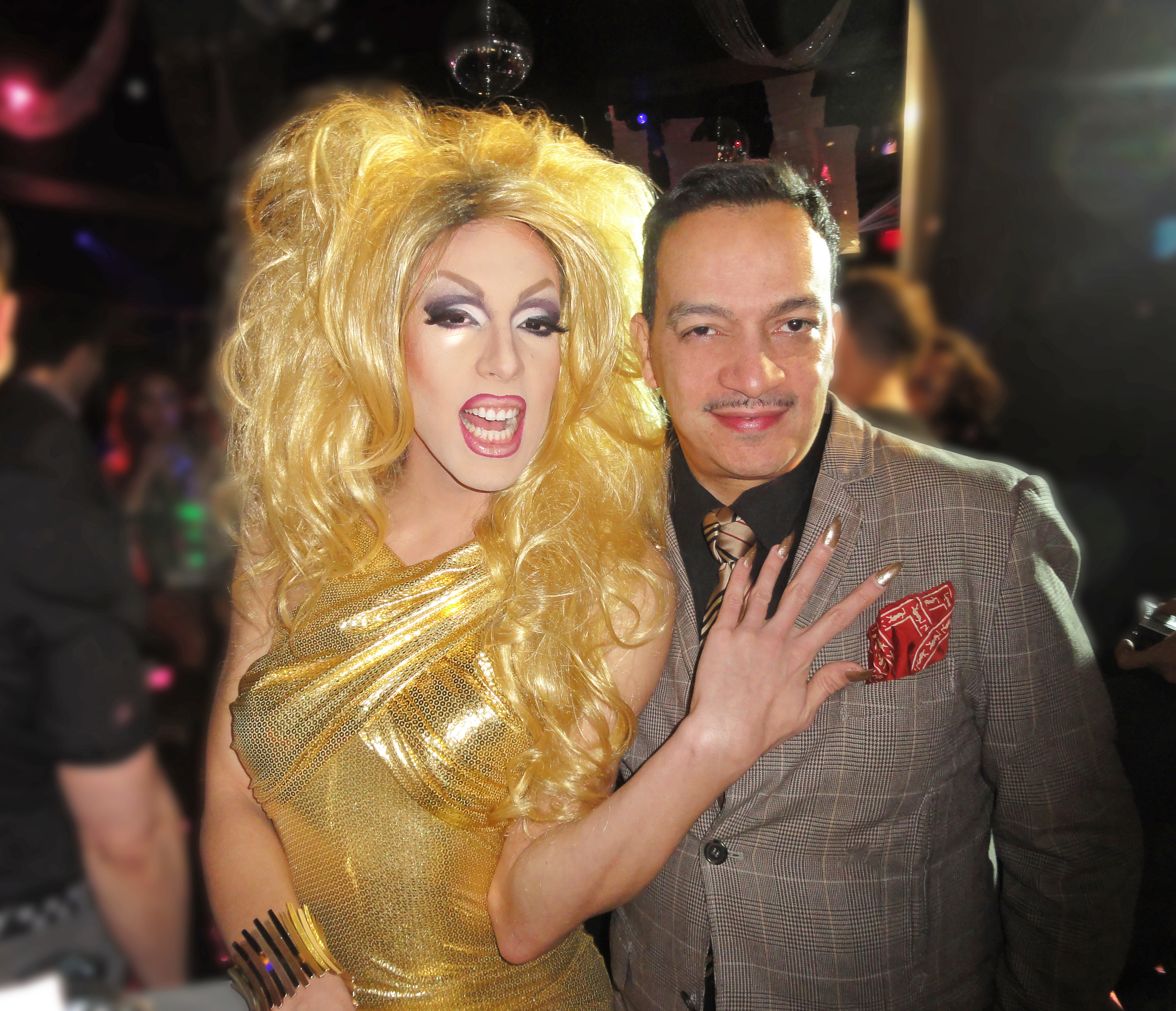 Anthony Rubio Attends The Premiere Party For Rupauls Drag -8169