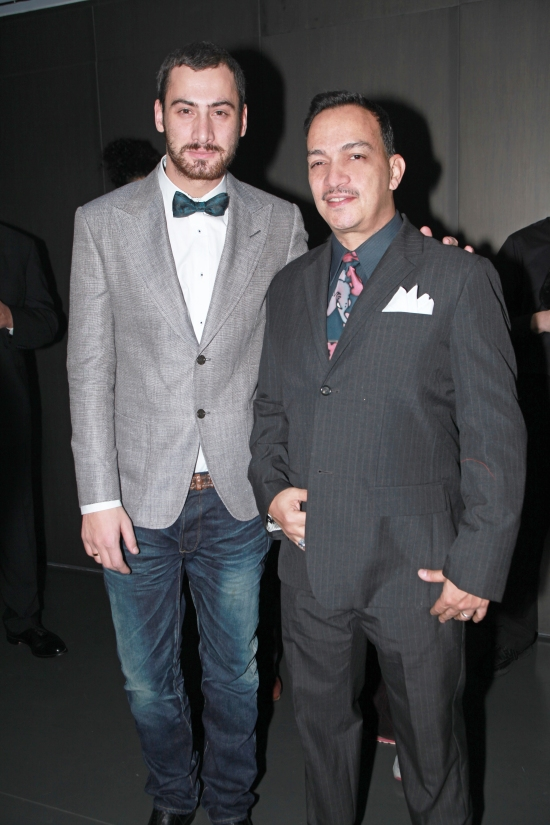 Anthony Rubio, George Nazgaidze attend Charity Meets Fashion Honoring The Worlds Children