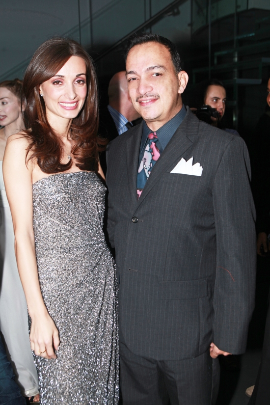 Anthony Rubio, Mariam Kinkladze attend Charity Meets Fashion Honoring The Worlds Children