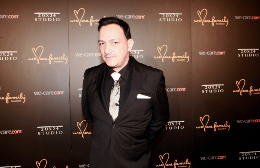 Anthony Rubio at the We Are Family Foundation Gala