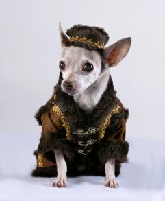 Anthony Rubio's Russian Coat