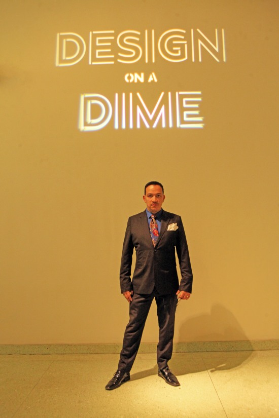 Anthony Rubio attends 2013 Design On A Dime benefit for Housing Works