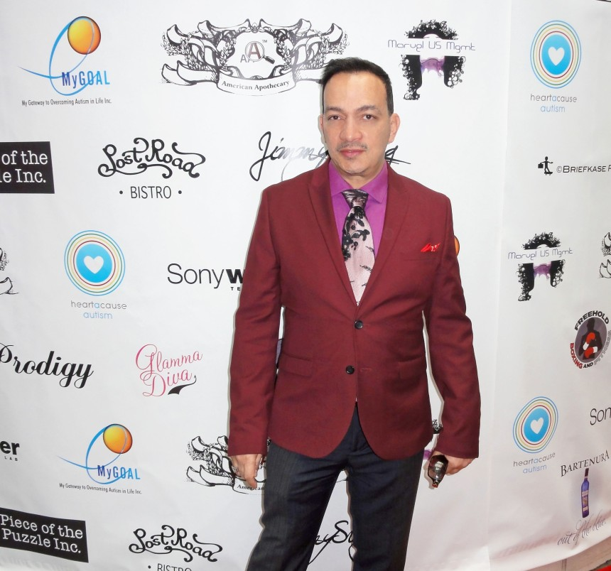 Anthony Rubio at Heart A Cause: A Benefit for Autism