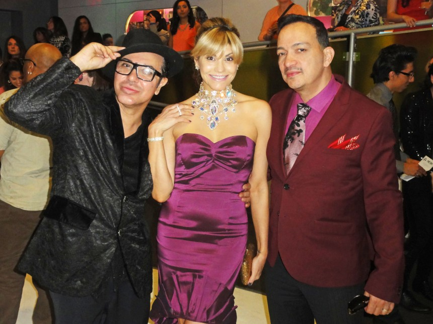 Jo Lance, Sharie Manon and Anthony Rubio at Heart A Cause: A Benefit for Autism
