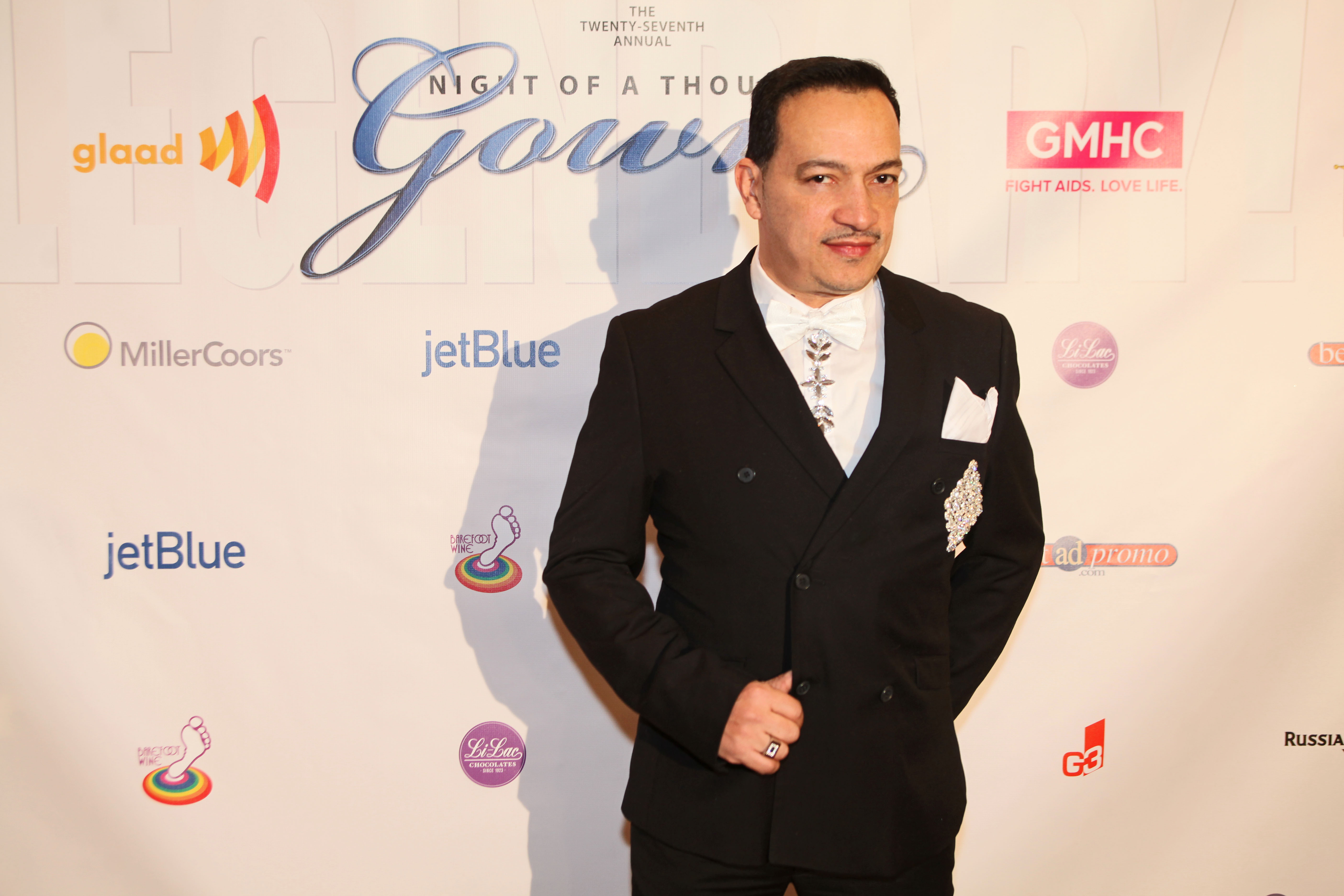 Anthony Rubio attends The 27th Annual Night of a Thousand Gowns Gala ...