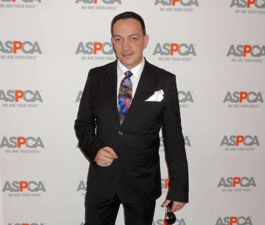 Anthony Rubio at The ASPCA 16th Annual Bergh Ball