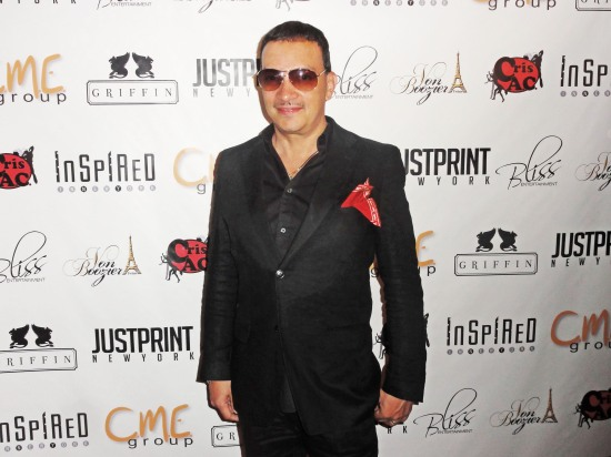 "Anthony Rubio attends ""Inspired In New York"" Event"