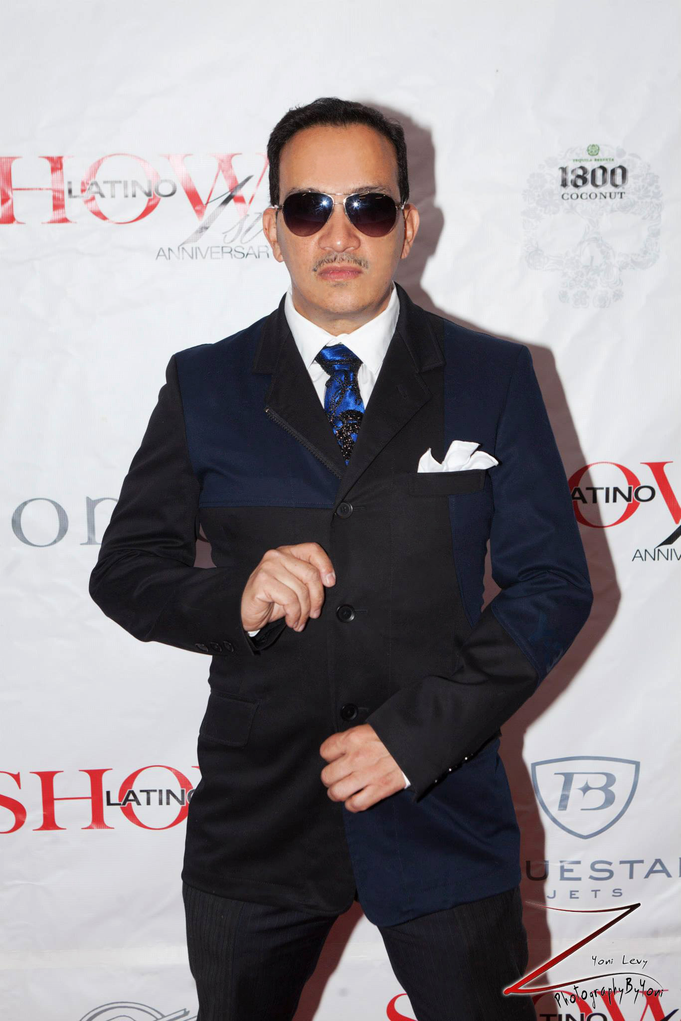 Anthony Rubio on the Red Carpet