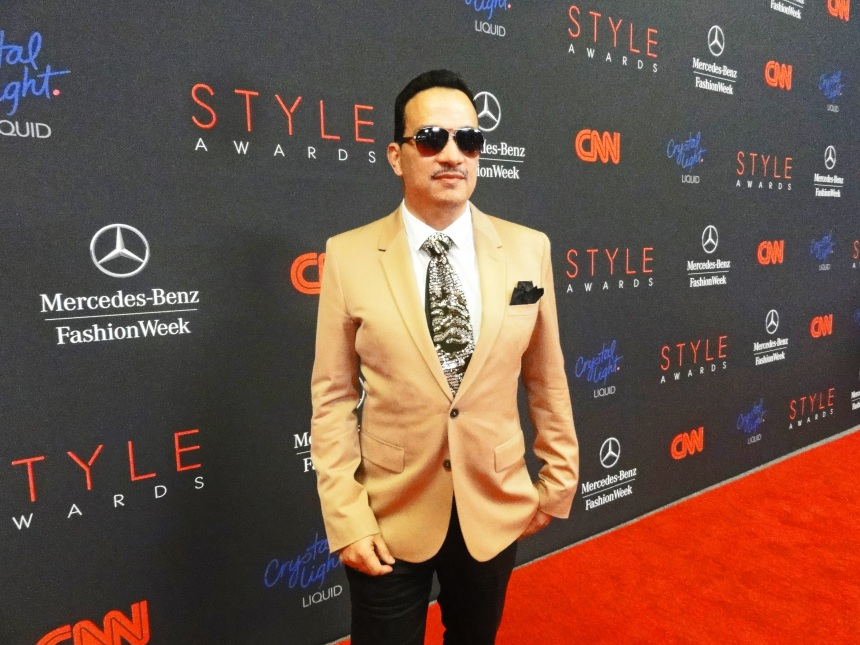 Anthony Rubio attends The 10th Annual Style Awards