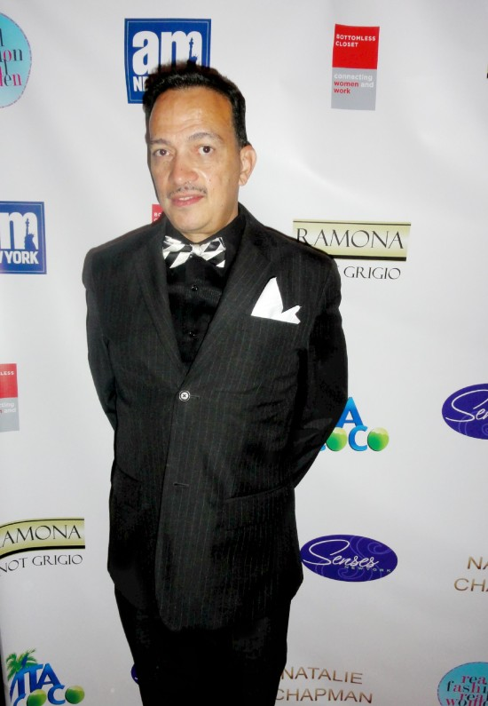"Anthony Rubio attends ""Real Fashion, Real Women"" Runway Show"