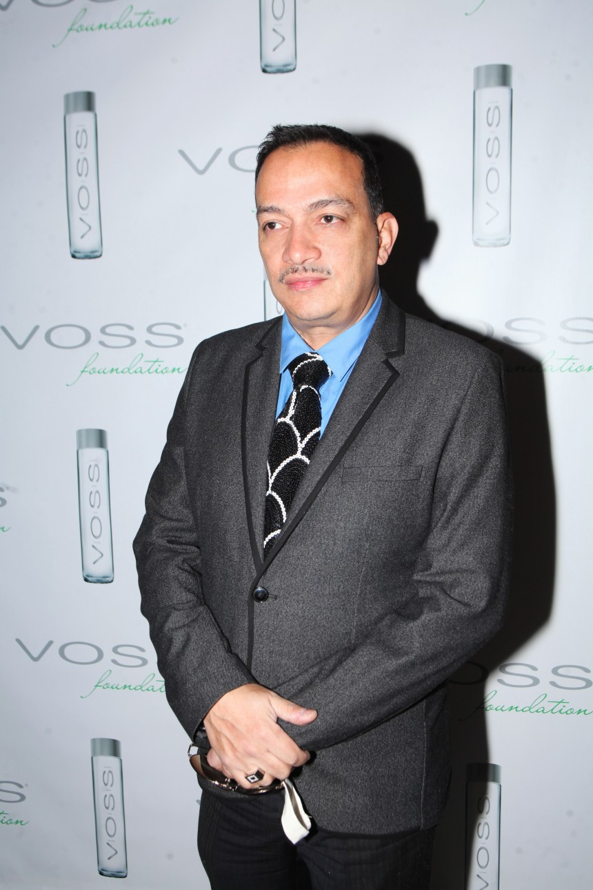 Anthony Rubio attends VOSS Foundation Women Helping Women benefit