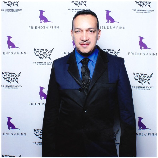 Anthony Rubio attends Humane Society of the United States annual To the Rescue! Party