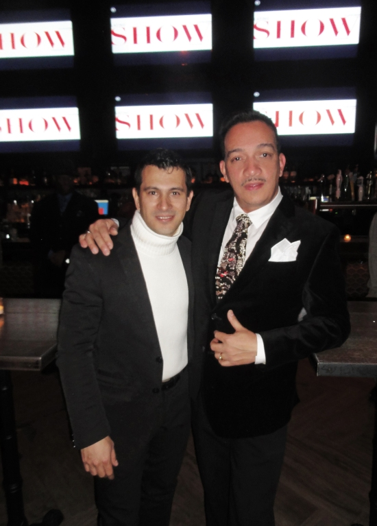 Anthony Rubio attends Second Anniversary of The Latino Show Magazine