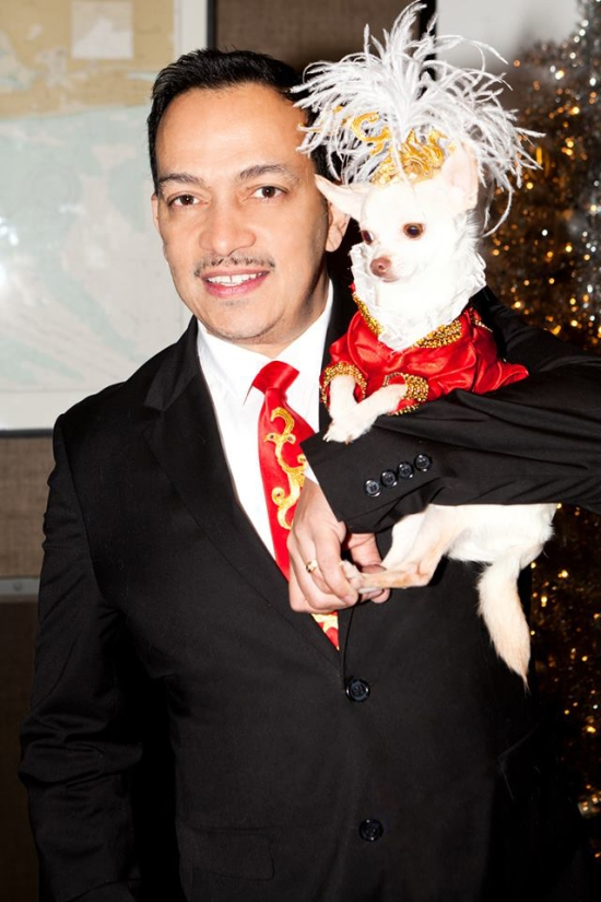 """Anthony Rubio attends The 11th Annual """"Tis The Season"""" Toy Drive"""