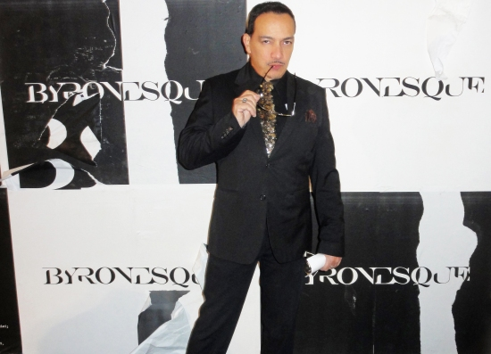 Anthony Rubio attends Byronesque's Fashion Retrospective