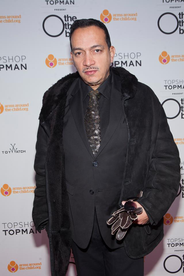 Anthony Rubio attends The Other Ball to benefit Arms Around The Child