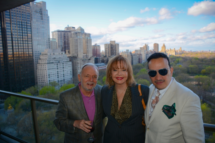 Anthony Rubio attends Celebrity Catwalk's Penthouse Party Paws In The City