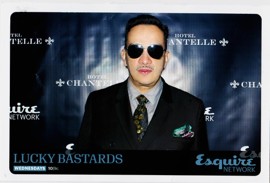 Anthony Rubio attends Lucky Bastards Premiere Party by ESQUIRE Network