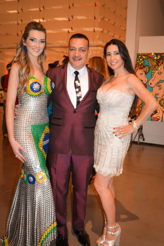 Anthony Rubio attends 2014 Expo-LatinoShow Launch Party