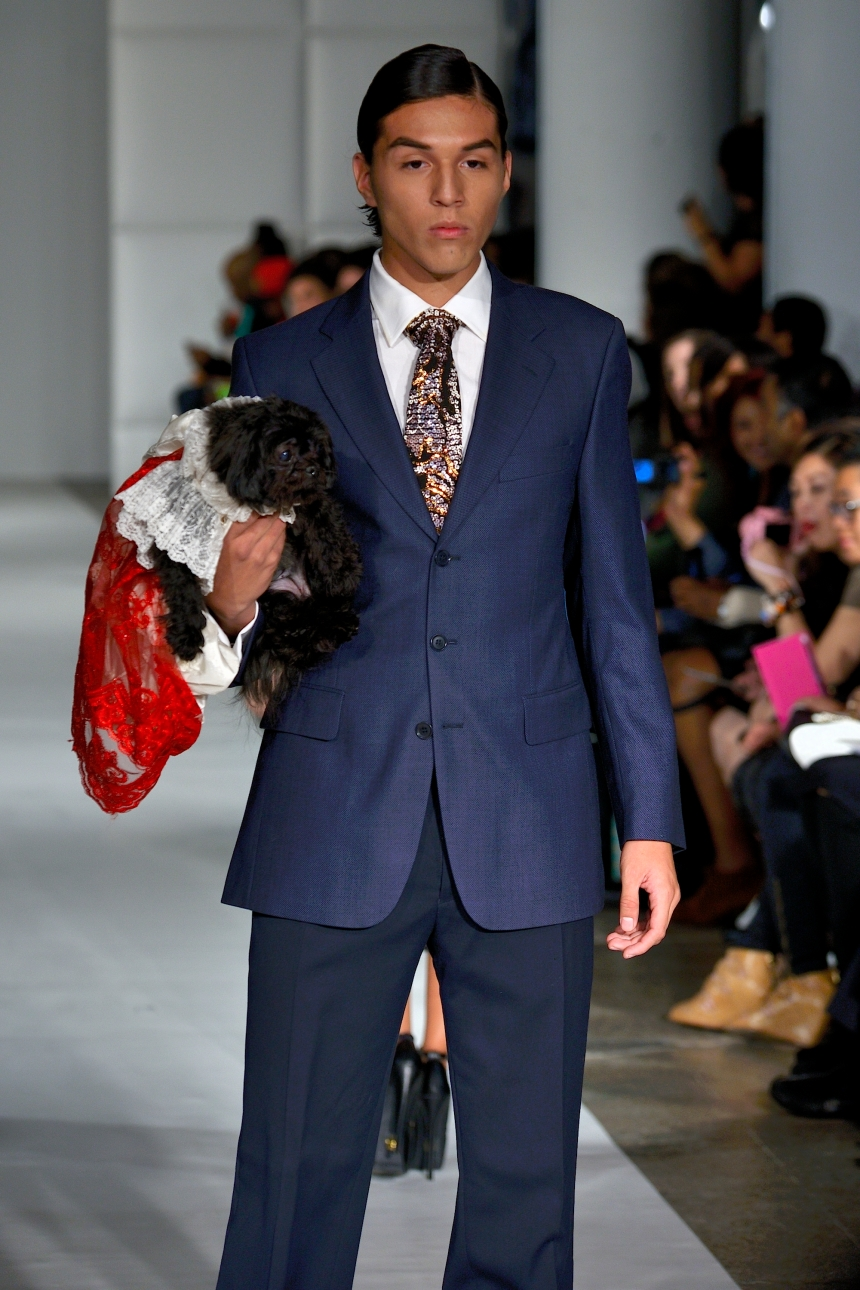 Anthony Rubio Spring/Summer 2015 – Fashion Week Brooklyn (Photo by Norman Ding)