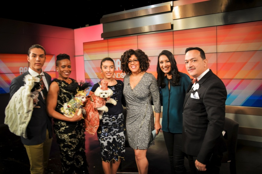 Anthony Rubio Interviewed on Arise And Shine Morning TV Show with Rain Pryor on the Arise Network