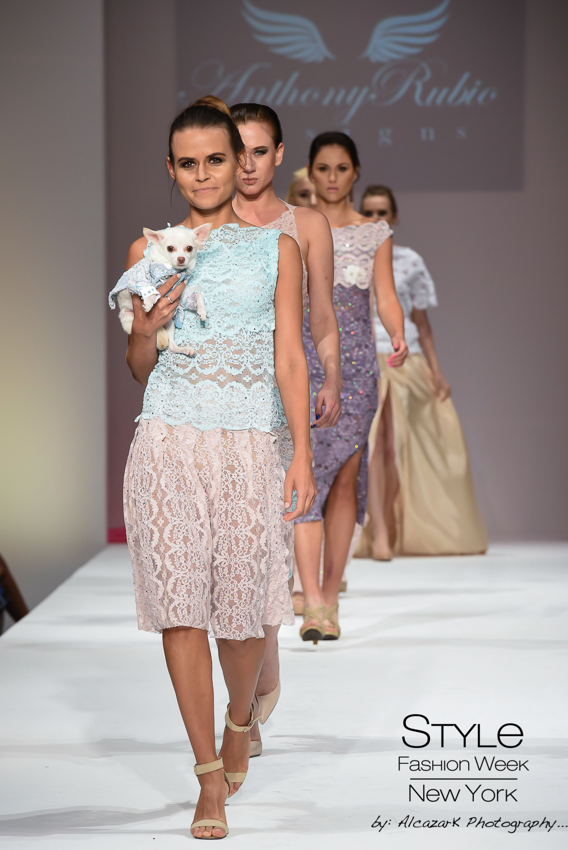 Anthony Rubio Spring Summer 2016 New York Fashion Week