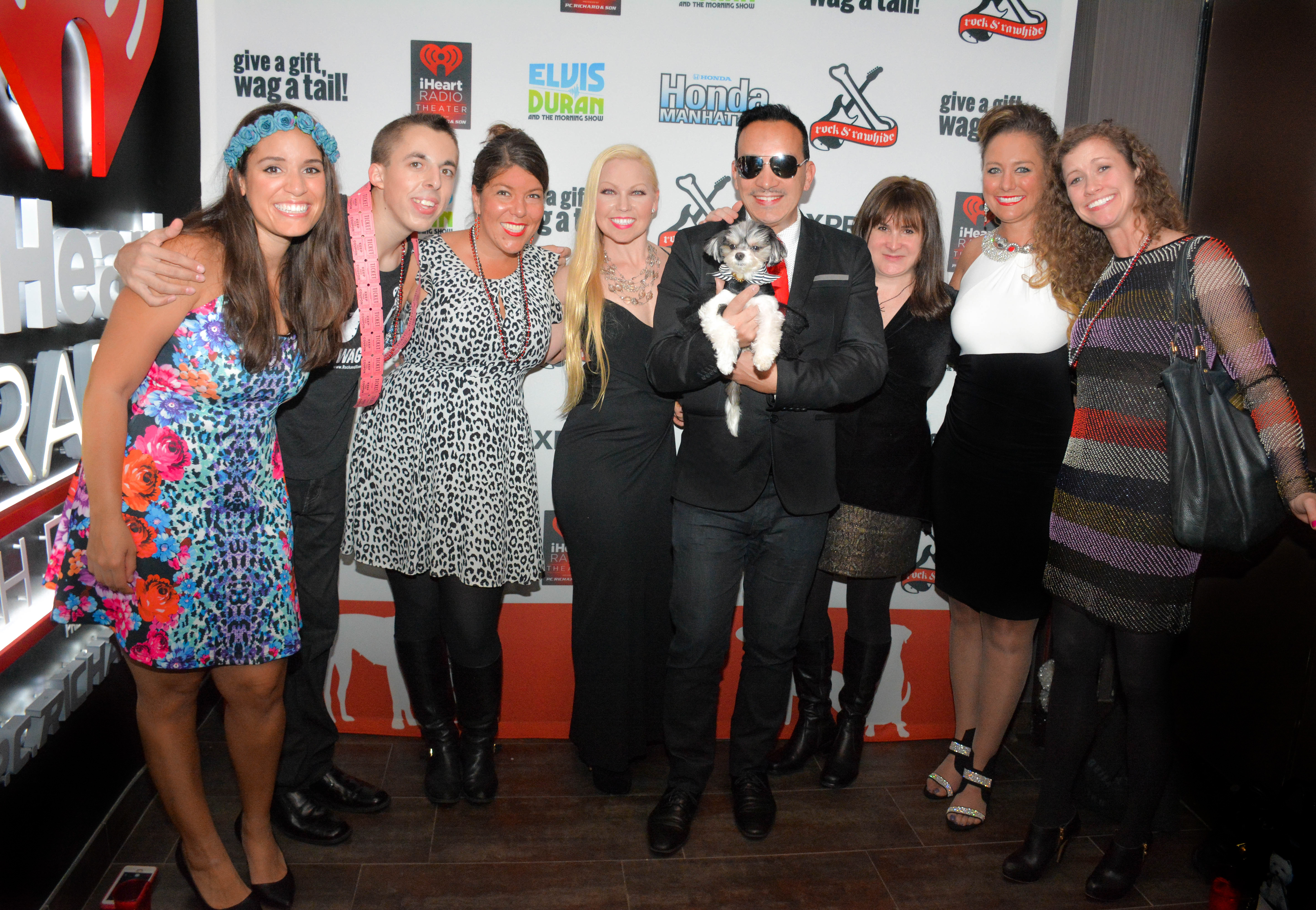 Anthony Rubio attends The 3rd Annual Rock & Rawhide's Black White & Red Gala