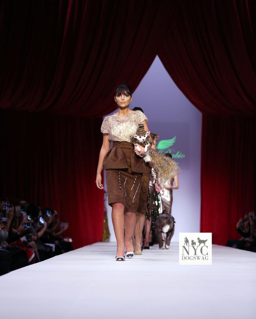 Anthony Rubio Fall/Winter 2016 - New York Fashion Week Women's Wear & Canine Couture Gotham Hall Photo by: Jason Howard