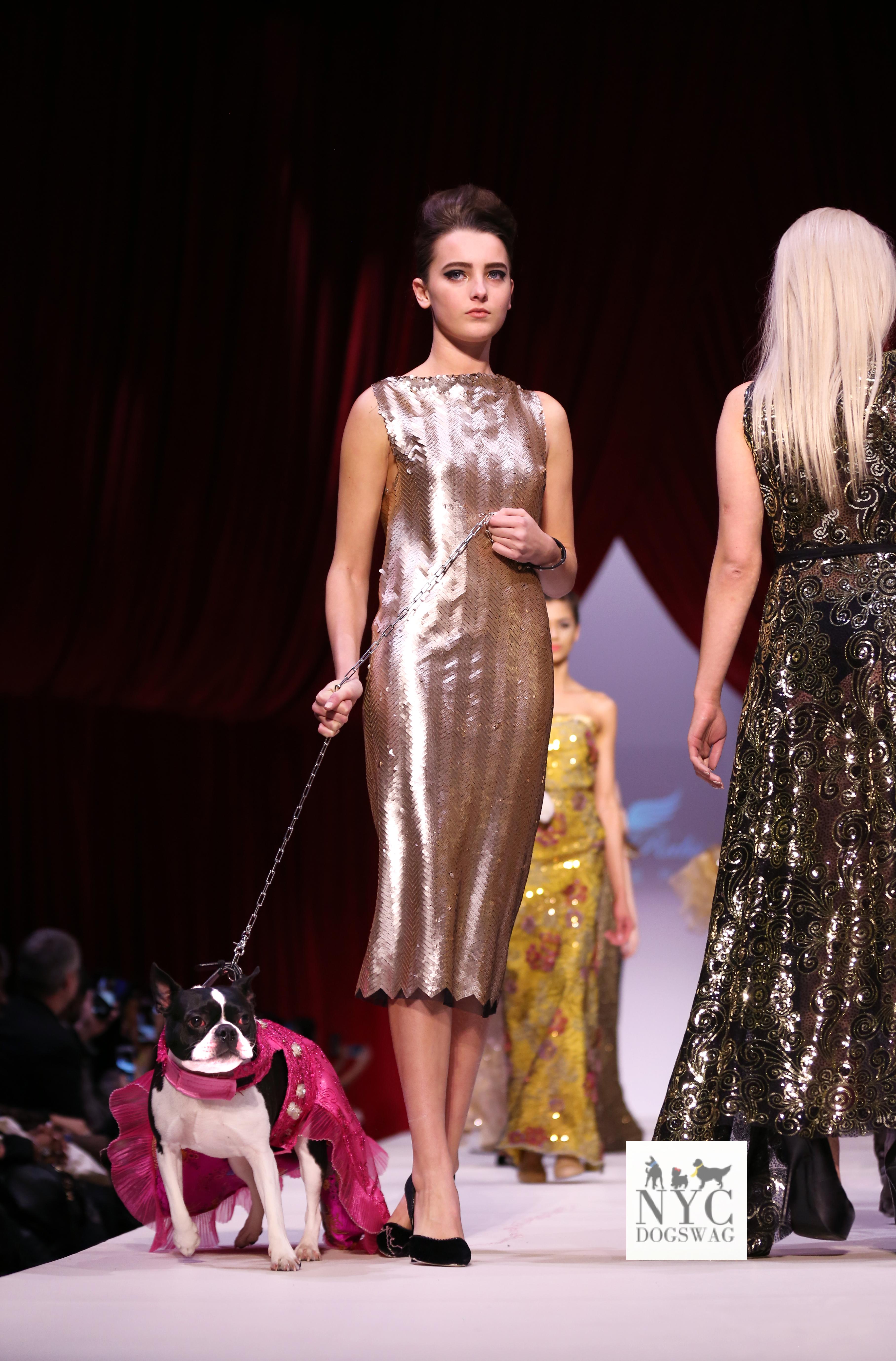 Anthony Rubio Fall Winter 2016 New York Fashion Week Anthony Rubio Designs Dog Fashion
