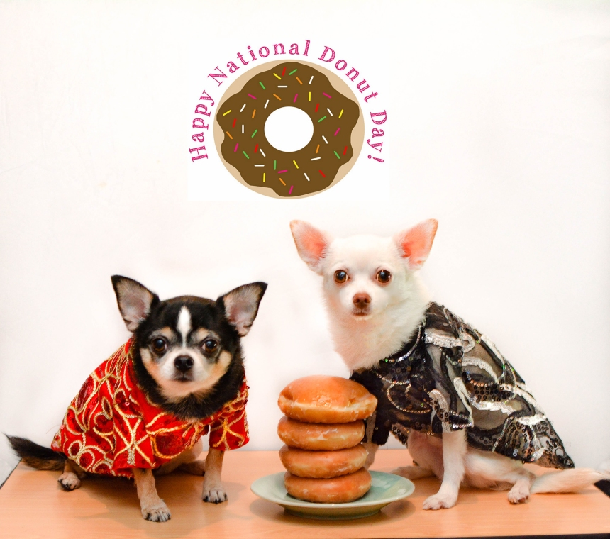Happy National Donut Day from Anthony Rubio!