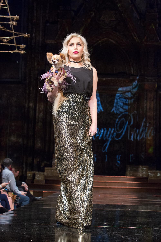Anthony Rubio Fall/Winter 2017 New York Fashion Week | Anthony Rubio Designs - Dog Fashion