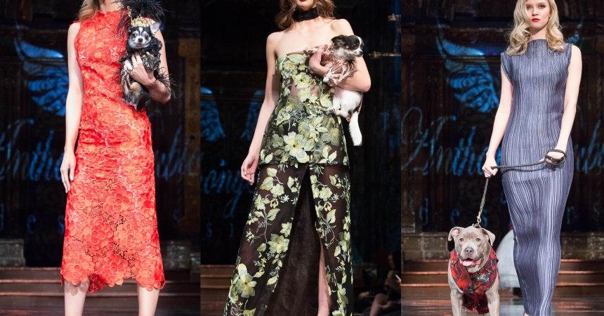 Anthony Rubio Fall/Winter 2017 New York Fashion Week