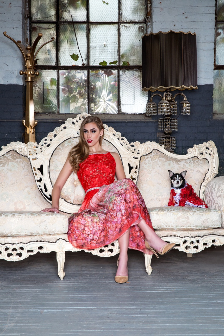 Anthony Rubio - Women's Wear & Canine Couture