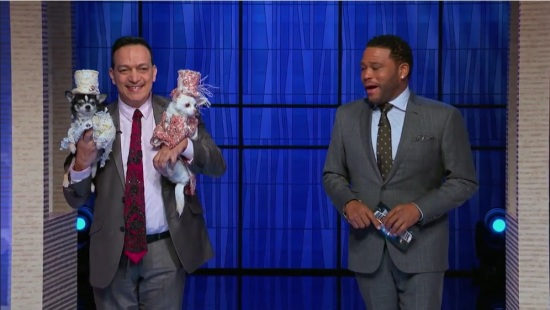 "Pet Fashion Designer Anthony Rubio on ""To Tell The Truth"" with Anthony Anderson  on ABC Network"