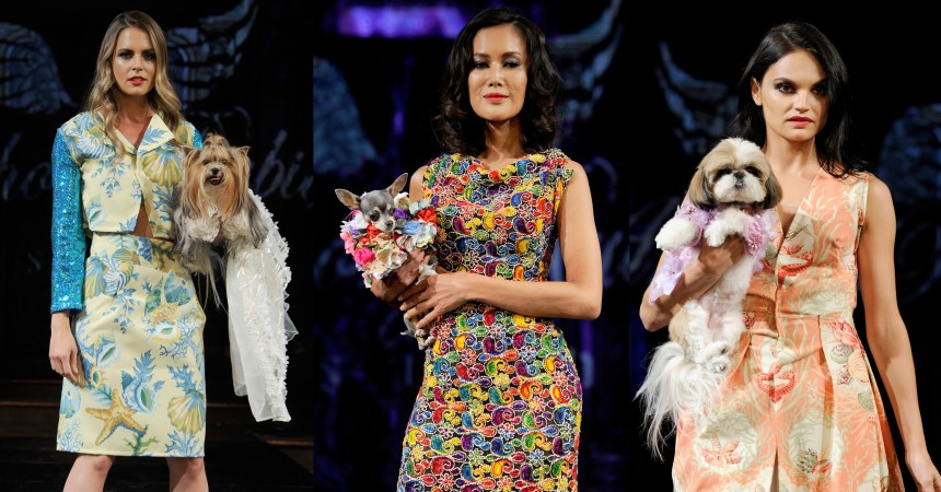 Anthony Rubio Spring/Summer 2018 Women's Wear & Canine Couture New York Fashion Week