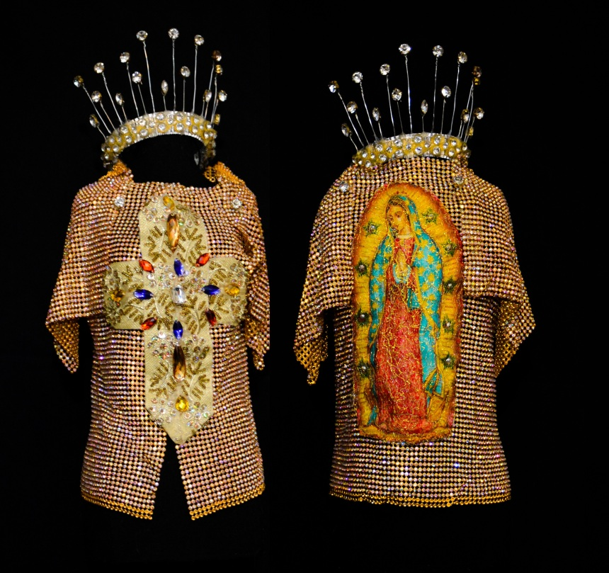 Heavenly Bodies exhibit Inspired Outfits by Anthony Rubio