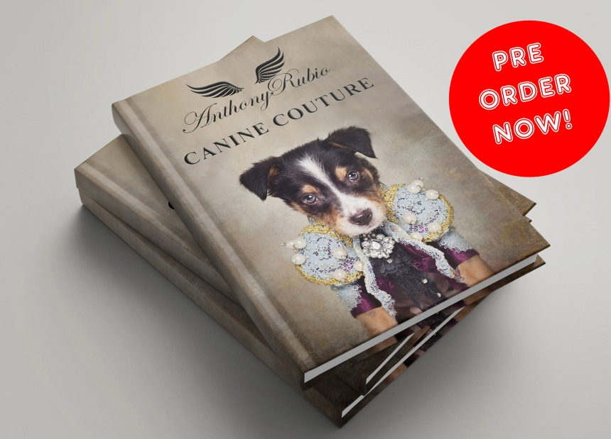 Anthony Rubio Canine  e Coffee Table Book