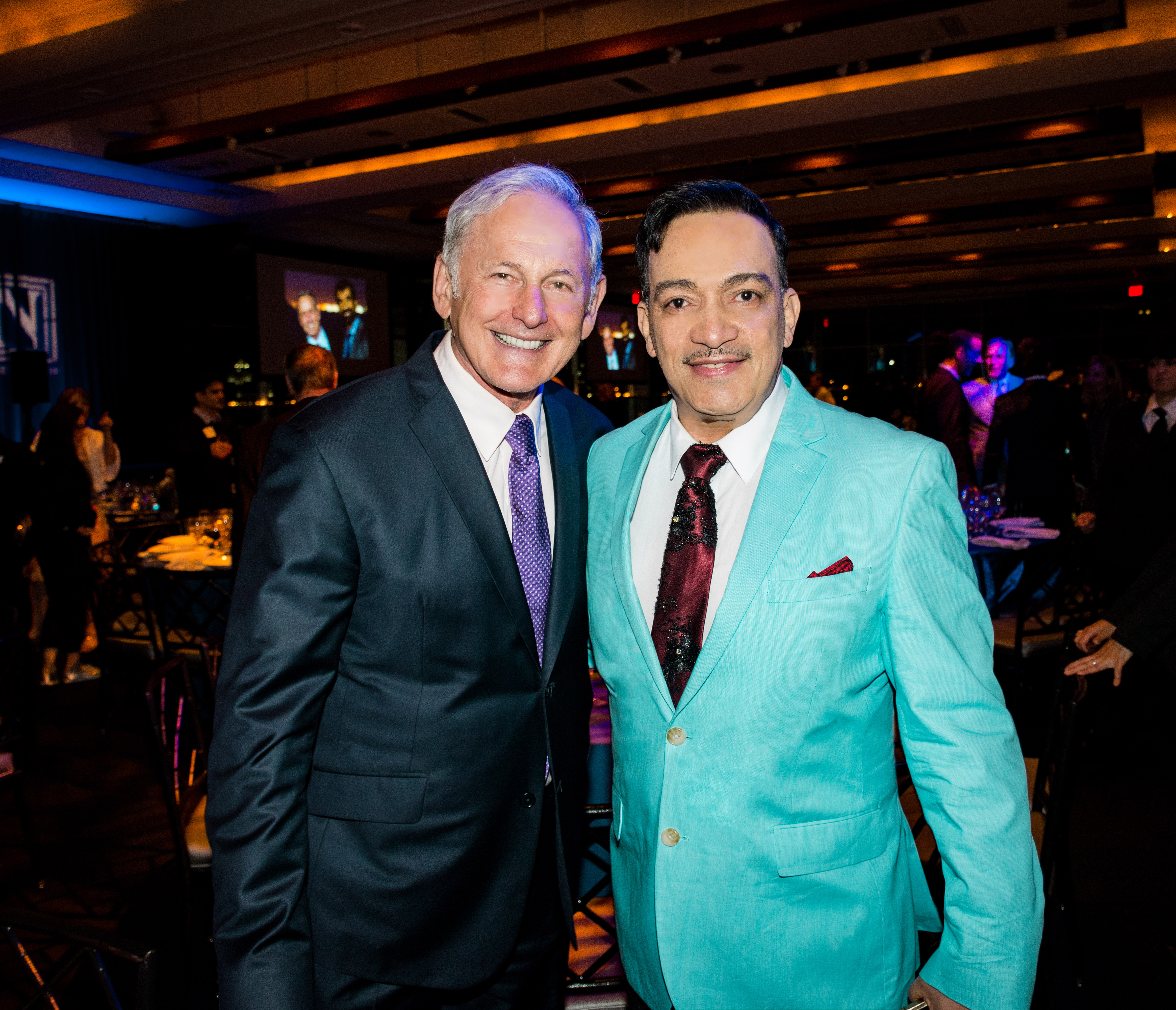 Anthony Rubio attends Family Equality Council's 10th Annual Night At The Pier gala