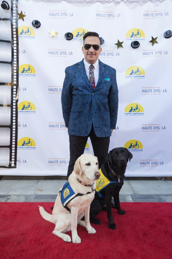 Anthony Rubio attends 8th Annual Haute Dog LA