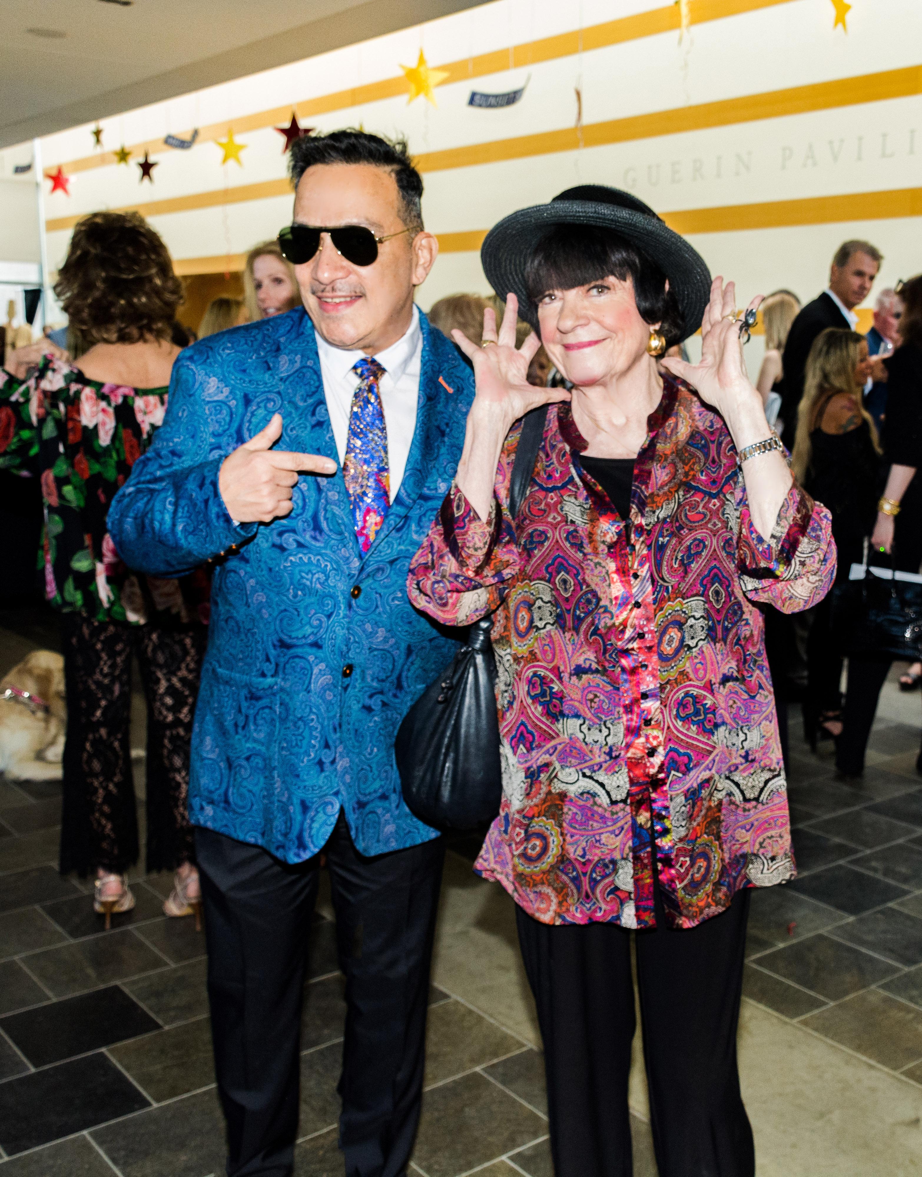 Anthony Rubio attends 8th Annual Haute Dog LA